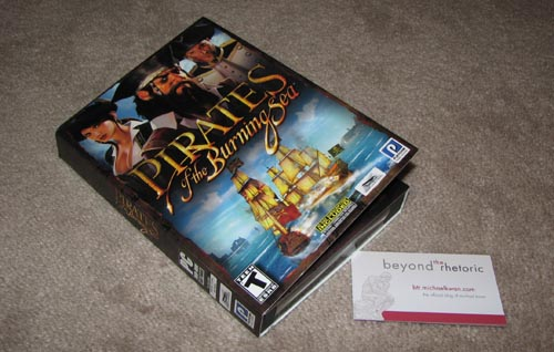 pirates of the burning sea - sony online entertainment - pc game