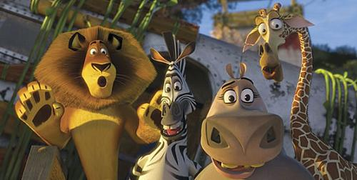 Cartoon Characters Named Alex : Madagascar names of characters images