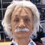 Albert Einstein Totally Creeps Me Out