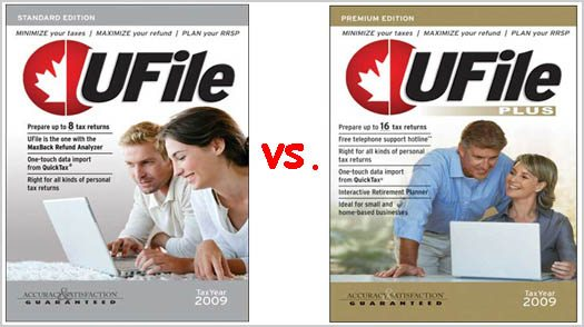 Can You Use UFile Standard Edition for Self-Employment Income?