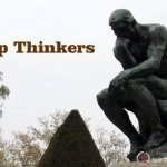 What's Up Wednesdays: Top Thinkers