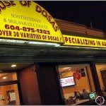 House of Dosas on Kingsway, Vancouver