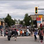 Hats Off Day in Burnaby Heights