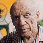 Sunday Snippet: Pablo Picasso (1881-1973)