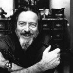 Sunday Snippet: Alan Watts (1915-1973)