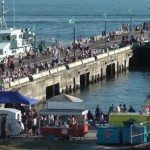 Shipyards Night Market 2014 in North Vancouver