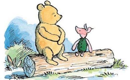 Sunday Snippet: The Tao of Pooh (Benjamin Hoff)