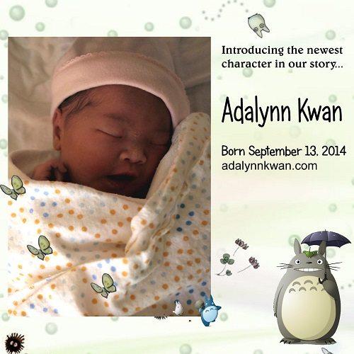 Baby Adalynn