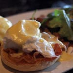 Brunch at Trattoria Italian Kitchen, Kitsilano