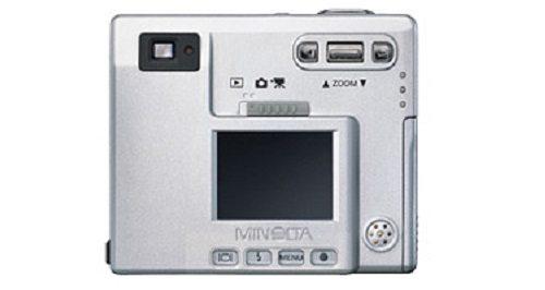 Throwback Thursday: Minolta DiMAGE Xi Digital Camera (2002)