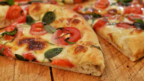 Margherita Pizza (Image credit: jeffreyw / Flickr)