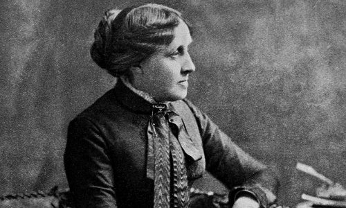 Sunday Snippet: Louisa May Alcott (1832-1888)