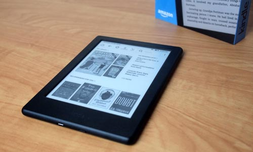 New Amazon Kindle 2016