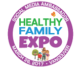 Healthy Family Expo Social Media Ambassador