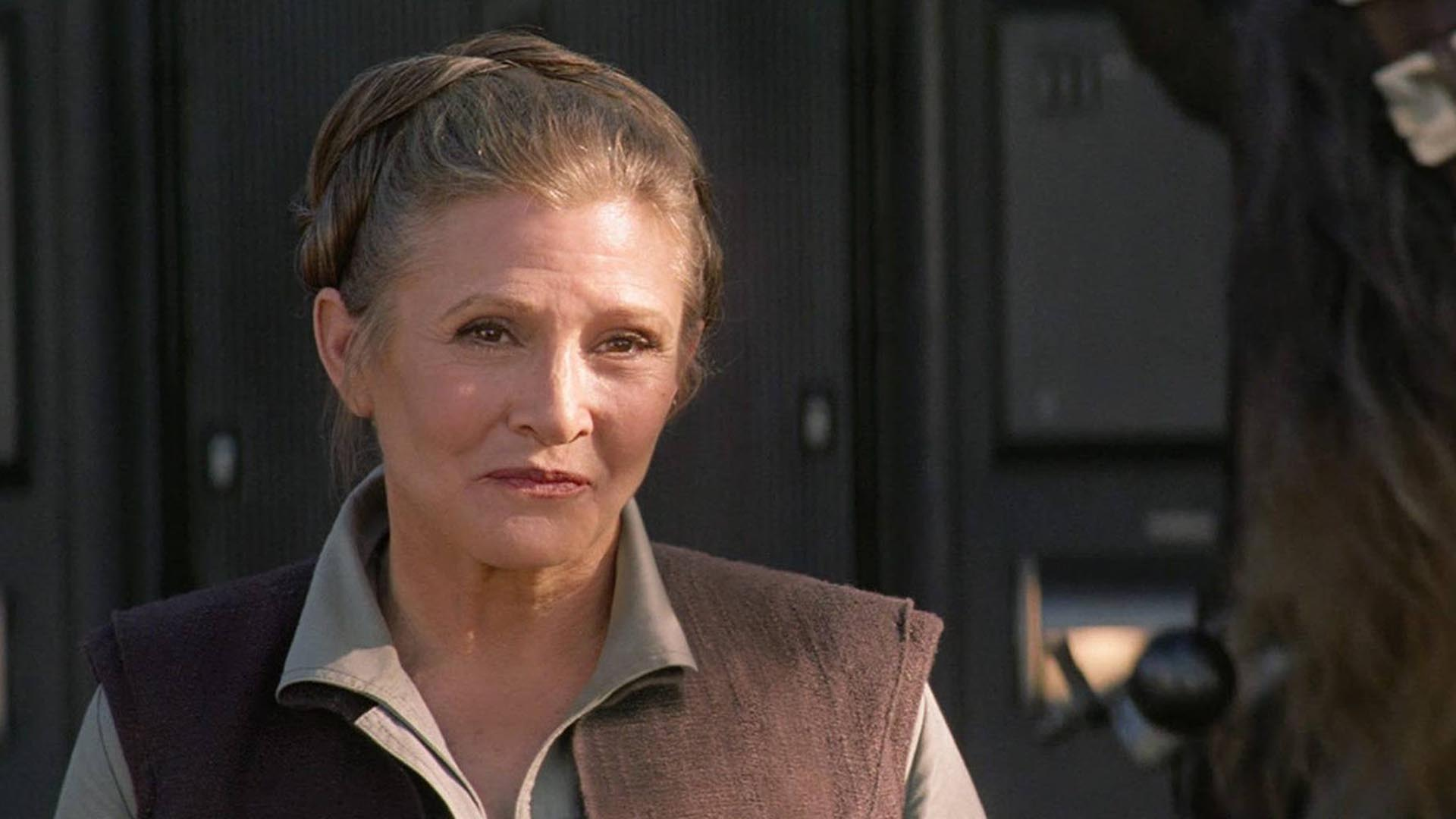 Sunday Snippet: Carrie Fisher (1956-2016) » Beyond the ...